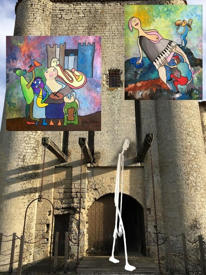 Journées du patrimoine 2019 - Exposition artistique de peinture et sculpture