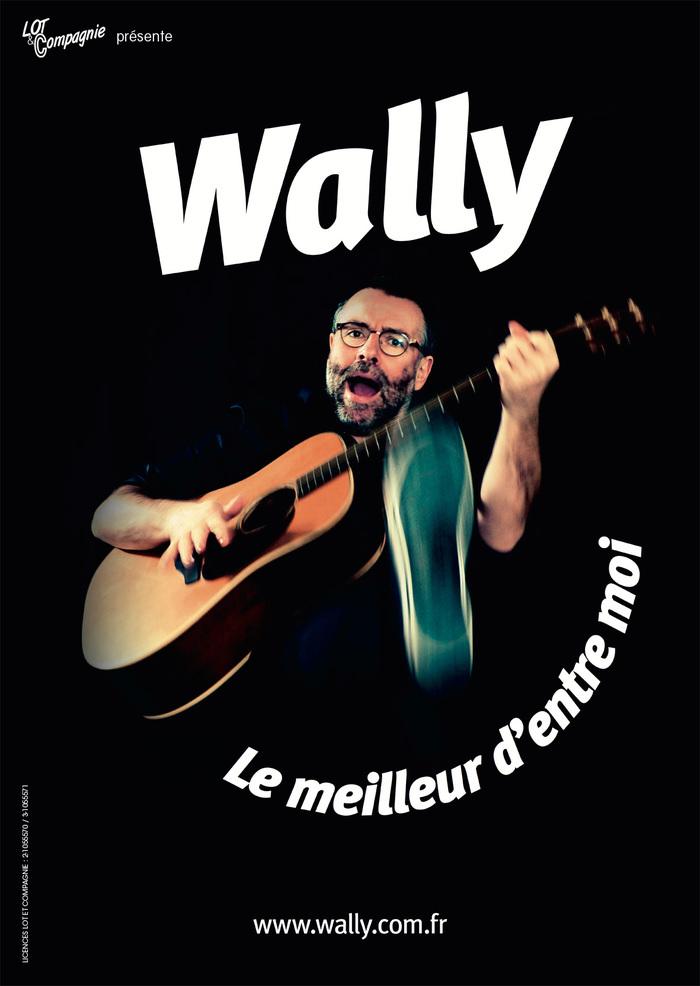 Bamboche à L'Entrepôt ! Concert – Wally