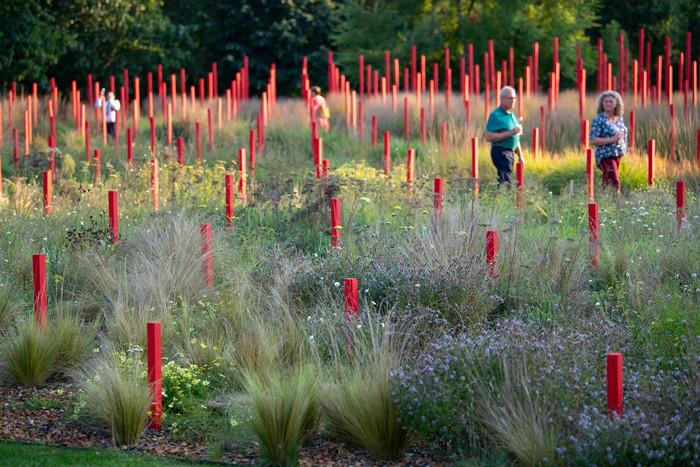 Journées du patrimoine 2020 - Visite guidée du Jardin Millésimé