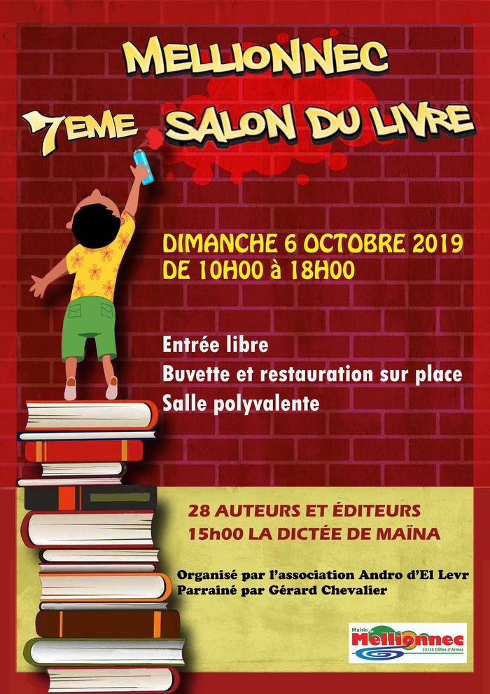 Salon du livre de Mellionnec (22)