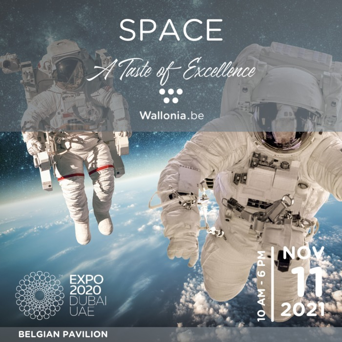 You are invited to an exclusive Masterclass on SPACE Sciences & Art