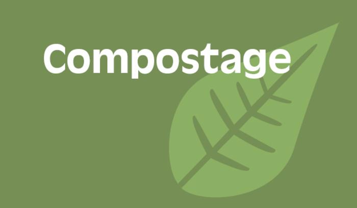 Inauguration d'un site de compostage en pied d'immeuble