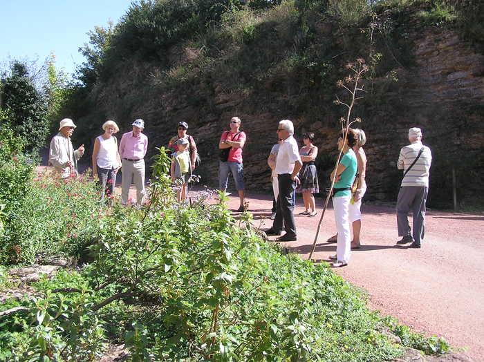 Journées du patrimoine 2019 - Visite du jardin botanique