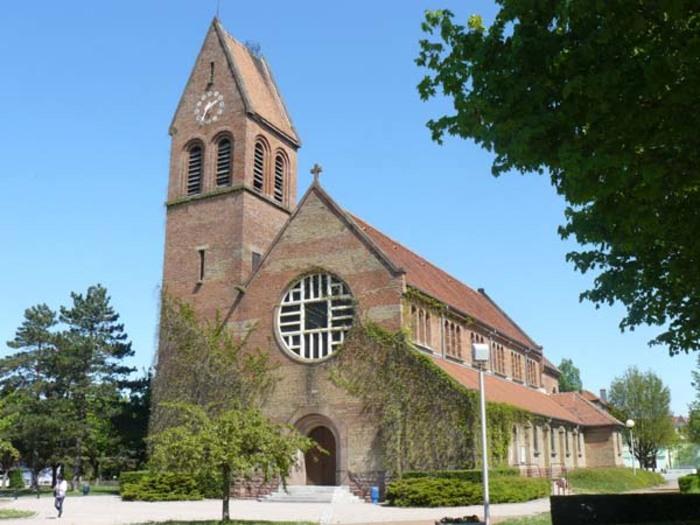 Journées du patrimoine 2020 - À la découverte de l'église Sainte-Barbe de Wittenheim