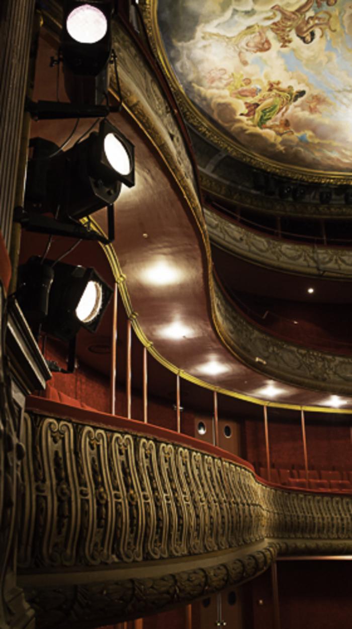 Journées du patrimoine 2019 - Visite théâtralisée des coulisses du théâtre de la Madeleine