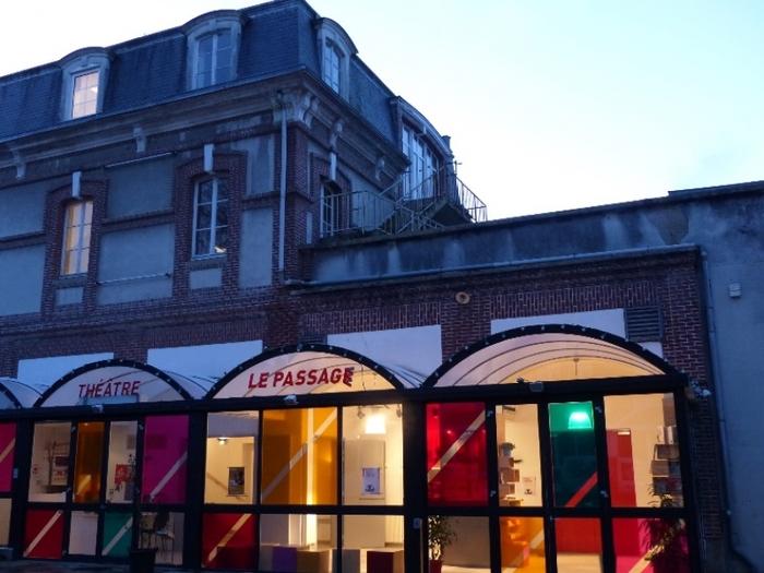 Journées du patrimoine 2019 - Visite guidée du théâtre le Passage