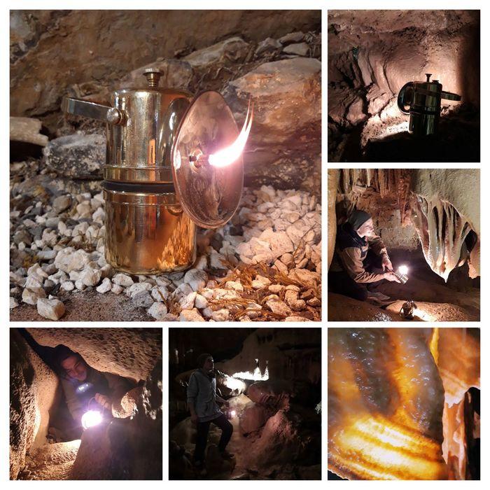 Journées du patrimoine 2020 - Visite guidée à l'ancienne avec des lampes à carbure