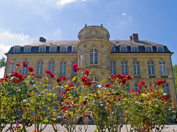 Journées du patrimoine 2020 - Visite guidée des extérieurs du château de Chaussoy-Epagny
