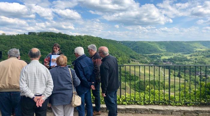 Journées du patrimoine 2019 - Visite commentée de Château-Chalon