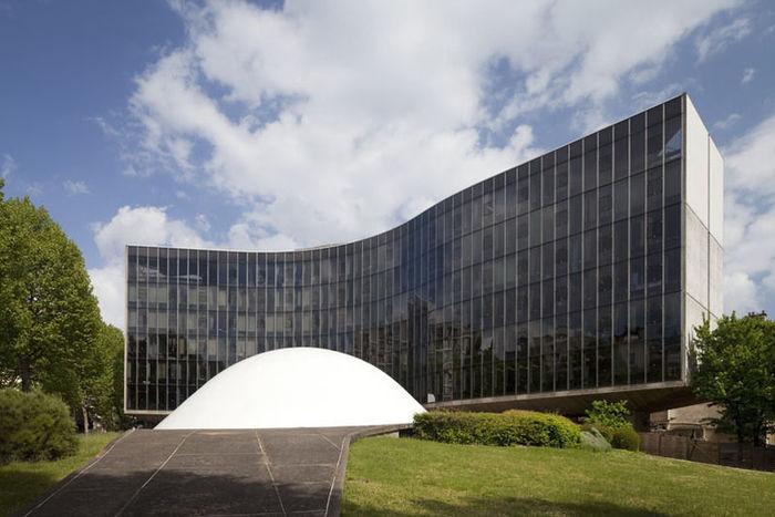 Journées du patrimoine 2019 - Visite guidée de l'Espace Niemeyer - siège du Parti communiste français