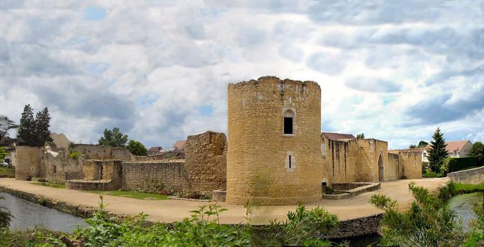 Journées du patrimoine 2020 - Visite guidée du château de Brie-Comte-Robert