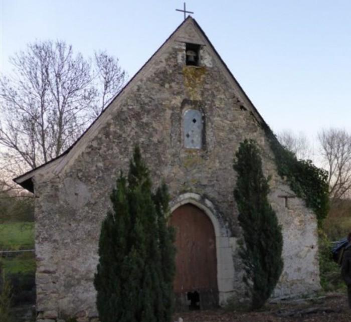 Journées du patrimoine 2019 - Visite libre de la Chapelle aux Grenouilles