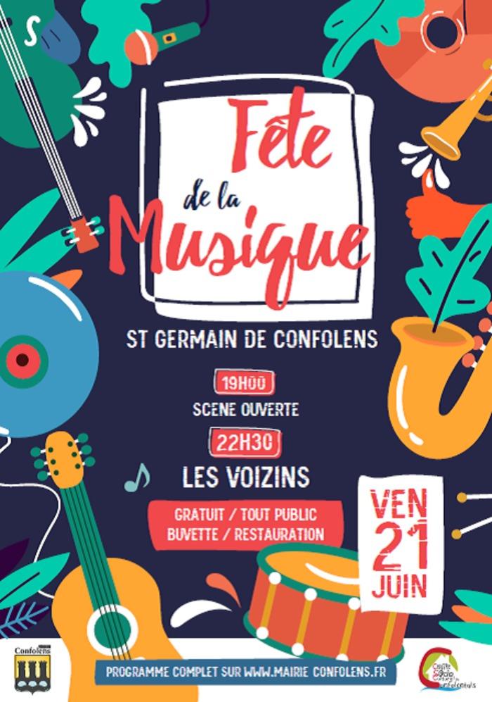 Fête de la musique 2019 - Les Voizins