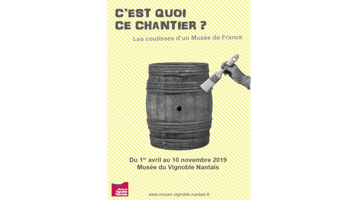 Journées du patrimoine 2019 - Visite famille en lien avec l'exposition « C'est quoi ce chantier ? »