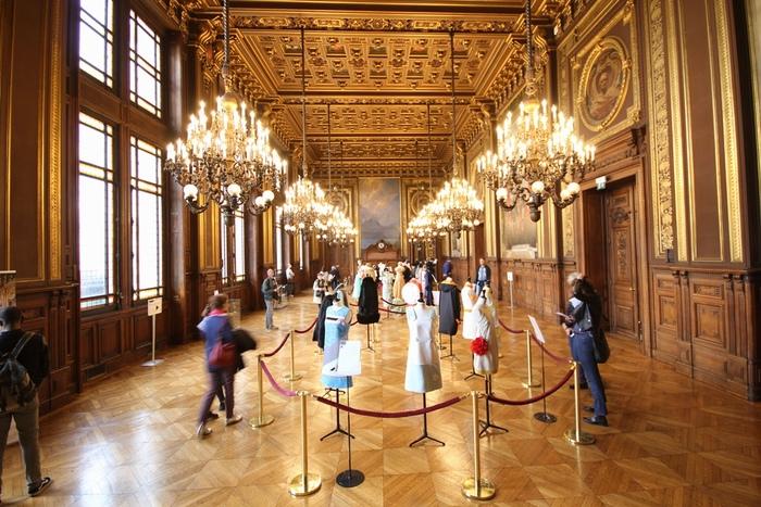 Journées du patrimoine 2019 - Exposition des travaux des élèves de l'académie de Paris