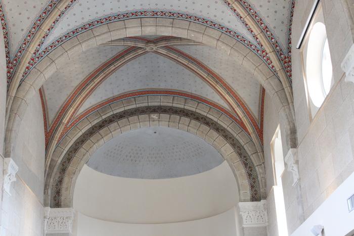 Journées du patrimoine 2019 - Exposition sur l'histoire du lycée Chaptal