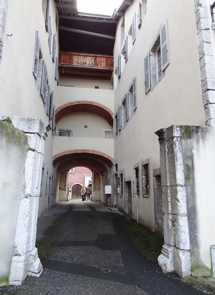 Journées du patrimoine 2019 - Visite libre du Musée historique de Montmélian - Ancienne maison d'accueil des Dominicains