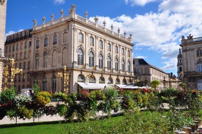 Journées du patrimoine 2019 - Découverte de l'Hôtel de la Reine