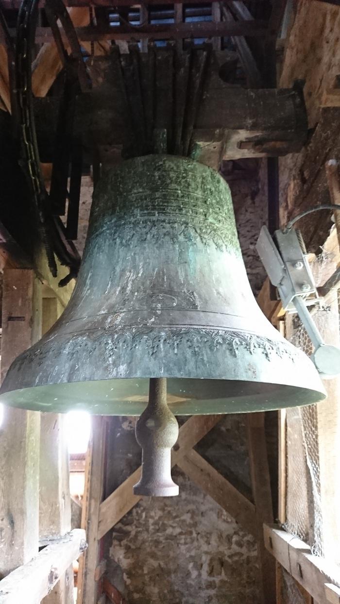 Journées du patrimoine 2019 - Visite de l'Eglise d'Eulmont suivie d'un concert de cloches