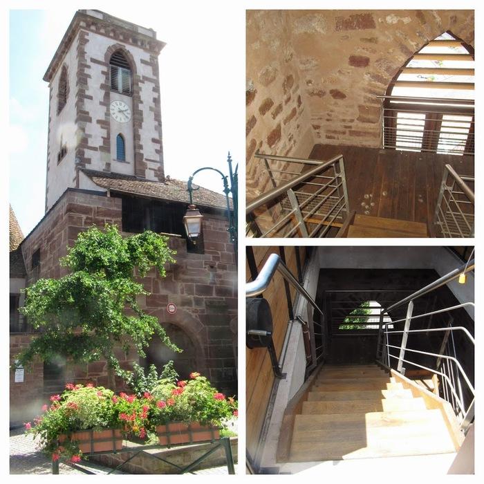 Journées du patrimoine 2020 - Visite de la tour carrée
