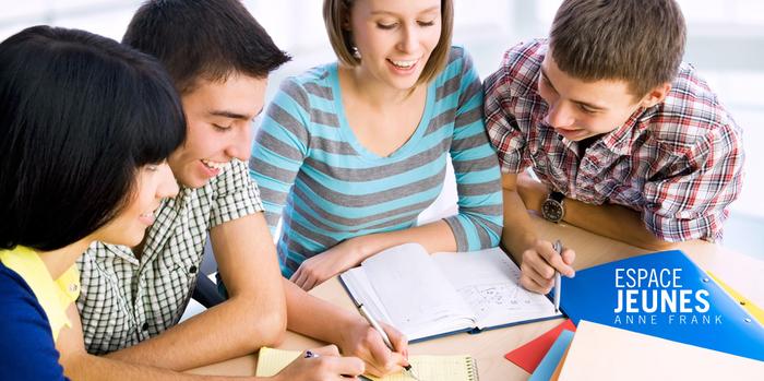 Stages réussite scolaire pendant les vacances d'automne : lycée