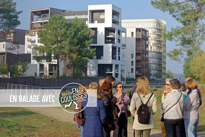 Re-découvrez Bordeaux Lac et son éco-quartier ginko