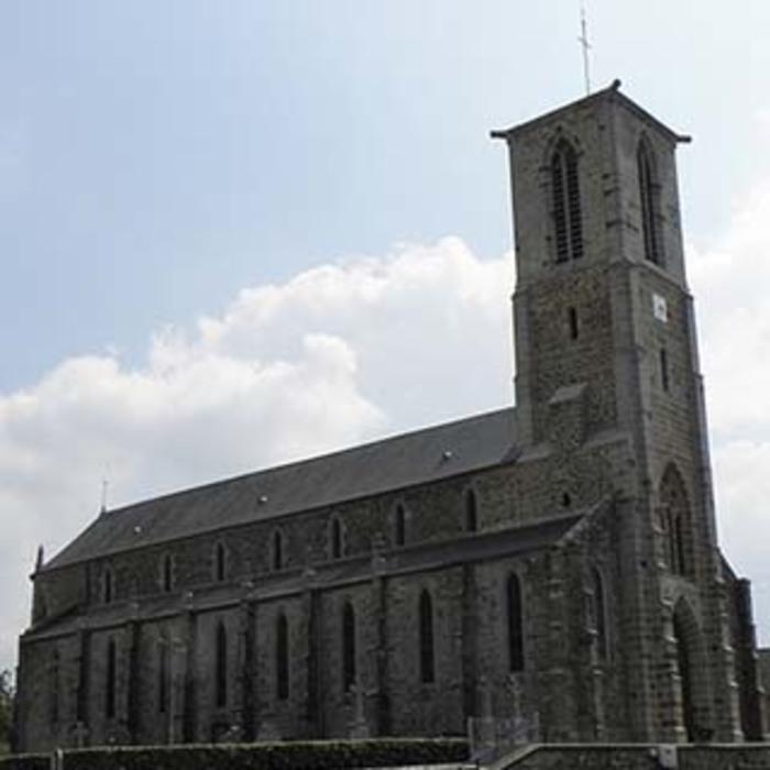 Journées du patrimoine 2020 - Visite libre de l'église Saint-Vincent de Vessey