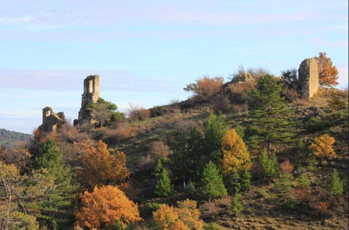 Journées du patrimoine 2019 - Visite du vieux village de Montlaux