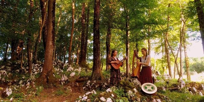 Journées du patrimoine 2020 - Concert de chants celtiques, par le Duo Araëlle