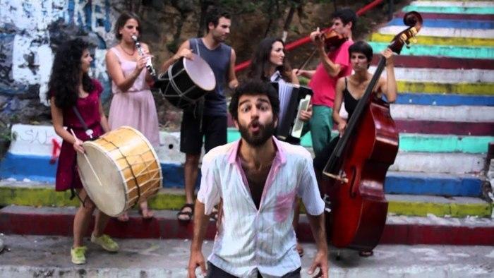 Chants traditionnels d'Arménie du Caucase et d'ailleurs