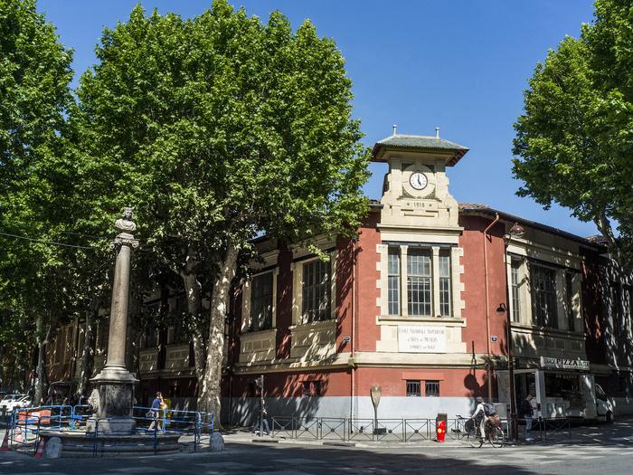 Journées du patrimoine 2019 - Visite guidée du campus Arts et Métiers d'Aix-en-Provence