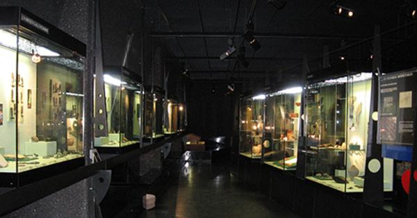 Nuit des musées 2019 -Visite des collections à la lampe torche