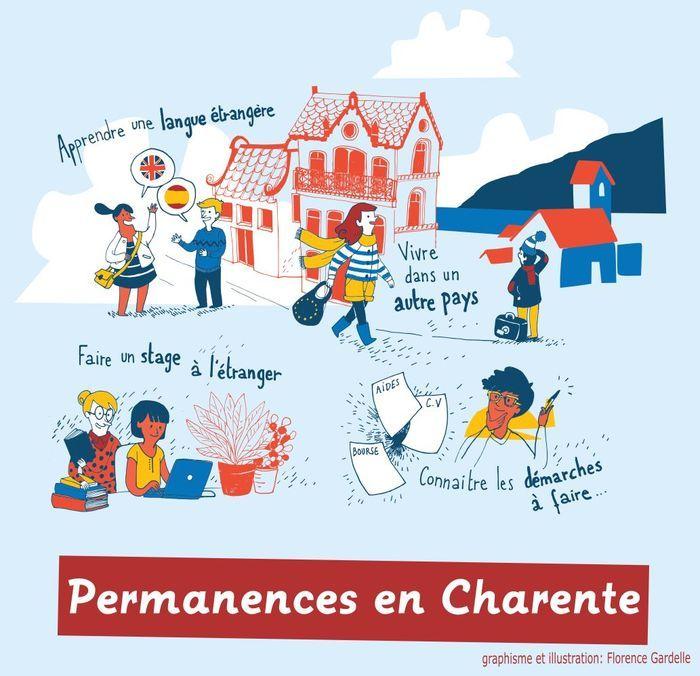 Permanences en Charente