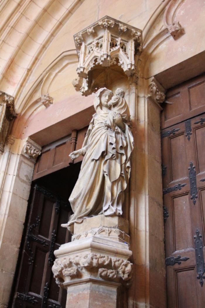 Journées du patrimoine 2019 - Visites commentées du portail de la chapelle