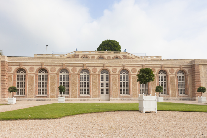Visite de la sur la Grande Terrasse et de l'Orangerie de Meudon
