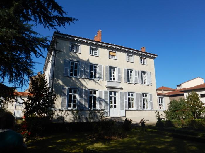 Journées du patrimoine 2019 - Hôtel Dugas de la Boissonny
