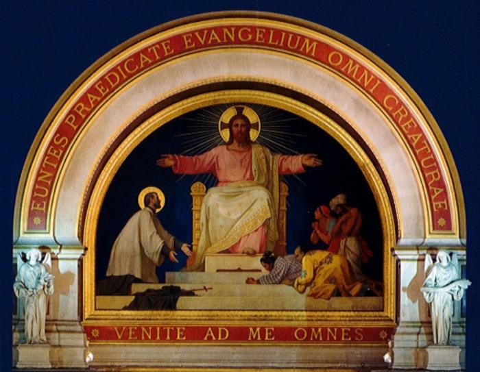 Journées du patrimoine 2020 - Visite guidée de l'église Saint-François-Xavier