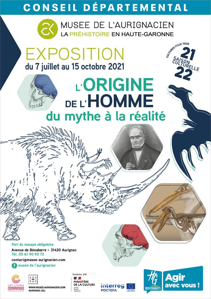 L'Origine de l'Homme : du mythe à la réalité