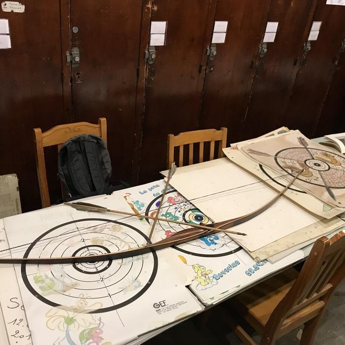Journées du patrimoine 2020 - Le jardin secret des archers : visite d'une Compagnie d'Arc