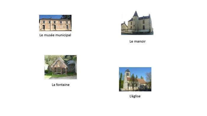 Journées du patrimoine 2020 - Visite du village