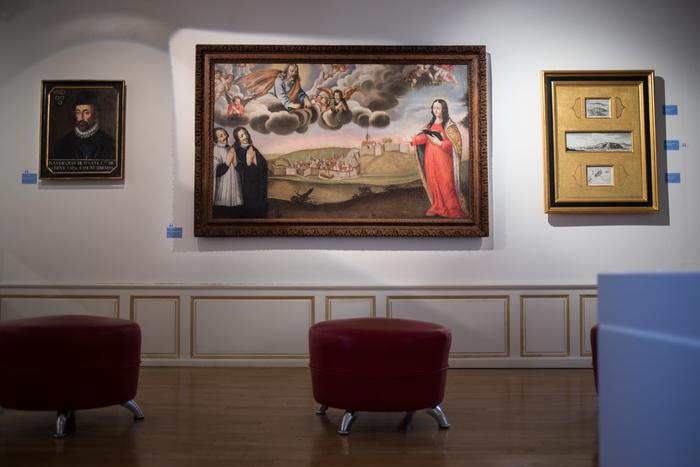 Nuit des musées 2019 -Les oeuvres du musée prennent vie