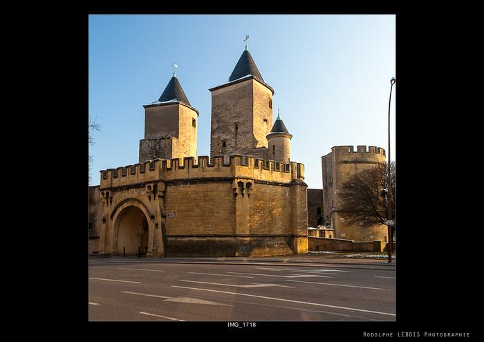 Journées du patrimoine 2019 - Visite libre de la Porte des Allemands