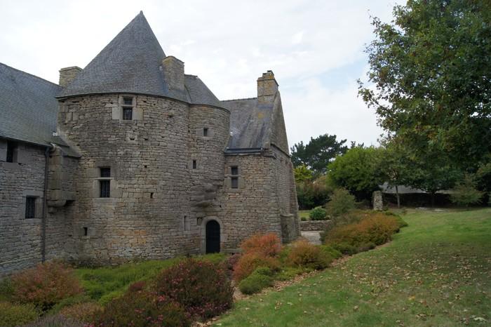 Journées du patrimoine 2020 - Visite libre des jardins du Manoir de Kerenneur (XVe - XVIe)