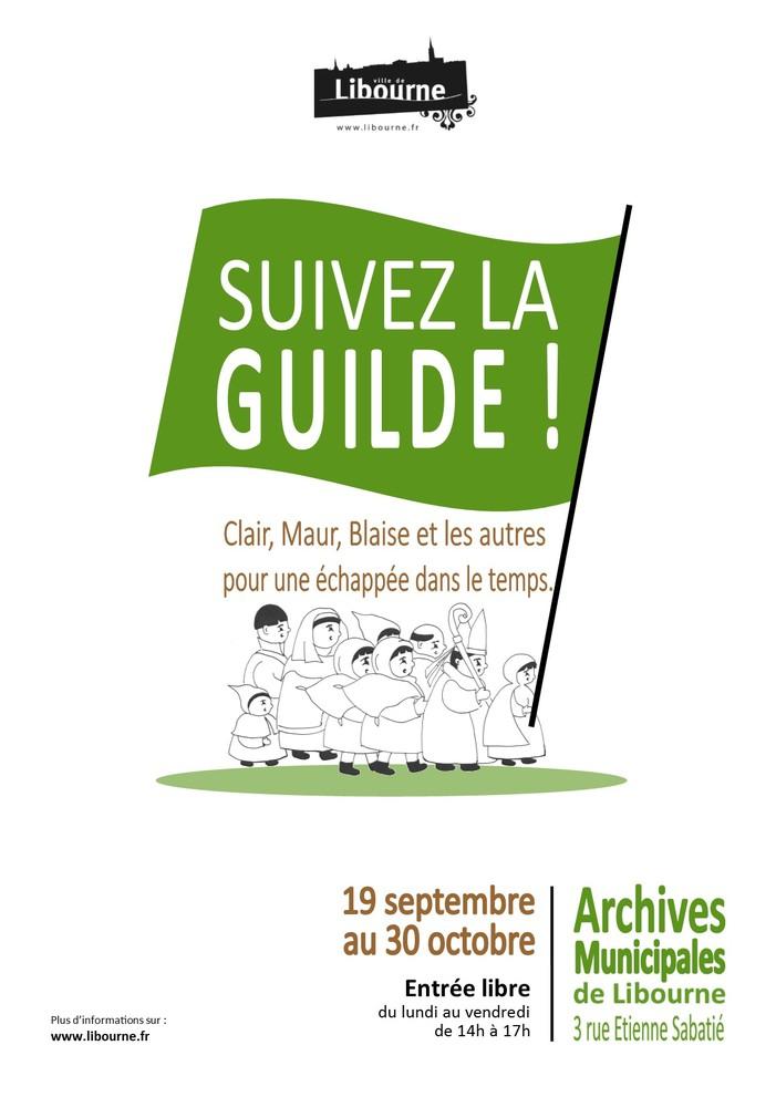 Journées du patrimoine 2020 - Suivez la guilde ! – Clair, Maur, Blaise et les autres pour une échappée dans le temps.