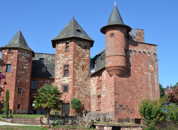 Journées du patrimoine 2020 - Visite du Château de Vassinhac