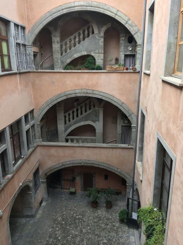 Journées du patrimoine 2020 - Visite guidée de l'hôtel d'Ornacieux, 8 rue Chenoise