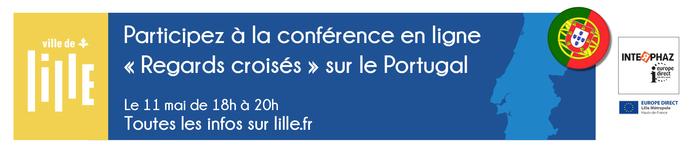"""Conférence """"Regards croisés sur le Portugal"""""""