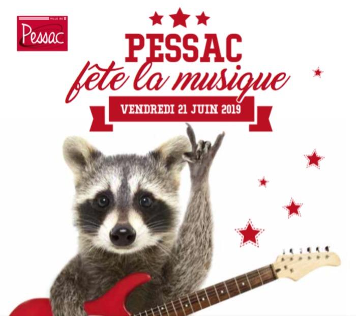 Fête de la musique 2019 - Verthamon Chorale enfants & flûtes à bec // Cigales du Monteil // L'Estaca // Les copains d'accords