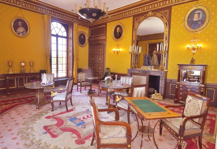 Journées du patrimoine 2020 - Visite guidée du château de Grosbois