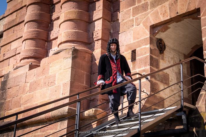 Journées du patrimoine 2020 - Visite des Fortifications Vauban avec guide en costume d'époque, à Neuf-Brisach !